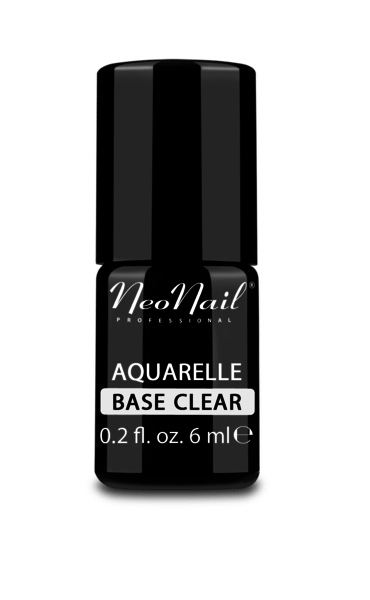 5486-1 AQUARELLE BASE CLEAR, 6 ML